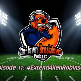 Episode 11: #EXTENDALLENROBINSON