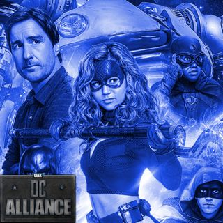 A Star is Born....The Return of the DCCW? : DC Alliance Chapter 2