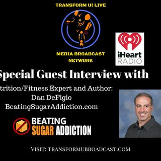Stress Eating - Interview with Dan DeFigio S2 E5 INT1
