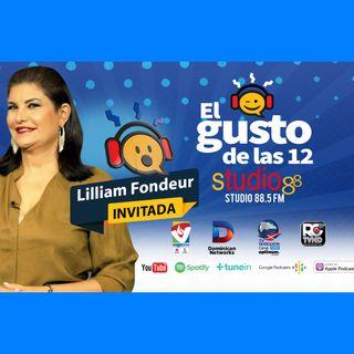 Episodio 77 - 15 Octubre 2019 - Lilliam Fondeur