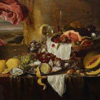 Episode 10: Food, GLORIOUS Food