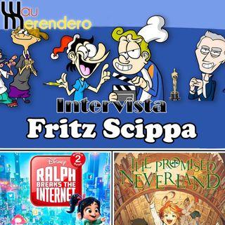 Intervista a Fritz Scippa e Ralph Spacca Internet - WauMerendero 5x11