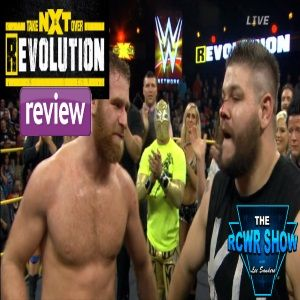 WWE NXT Takeover: R Evolution Post Show