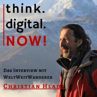 #021 Das Interview mit WeltWeitWanderer Christian Hlade