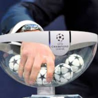 This is how the Champions League drums r