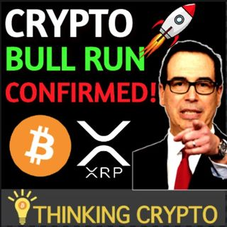 CRYPTO Regulations Steve Mnuchin - Kevin O'Leary BITCOIN ETF - Stock Exchange & Banks In Crypto