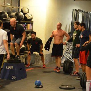 Episode 42: Dave Syvertsen and Chris Tafaro of CrossFit Bison