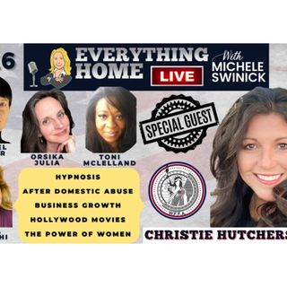 216 LIVE: Hypnosis, After Abuse, Business Tips, Hollywood, Women Power, Border