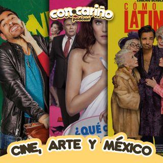 CINE, ARTE Y MÉXICO