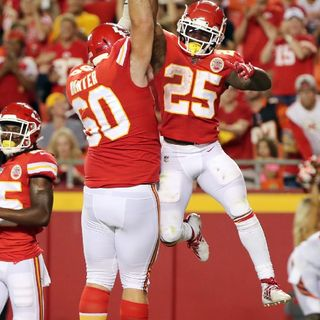 Chiefs 38- Bengals 17 Well Rounded Victory
