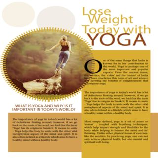 New Lose Weight Today With Yoga 2