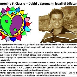 PD18 Antonino F.Ciaccio- Debiti e N.A.C.