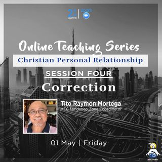Episode 05 - CPR Session 4 : Correction with Tito Raymon Mortega
