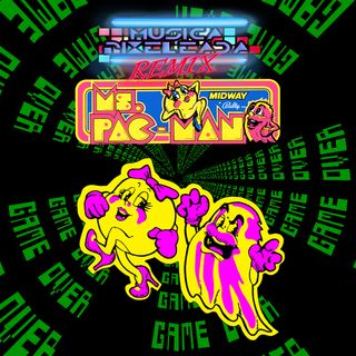 Ms. Pac-Man (Arcade)