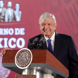 """Obrador celebra que """"Chapo"""" busque donar su fortuna"""