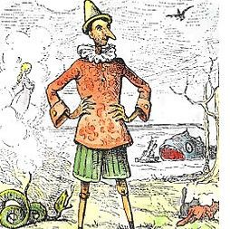 15 - Le avventure di Pinocchio