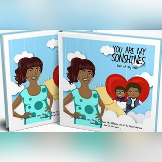 Casting Agent and Author Winsome Sinclair shares new book abt #Adopton on #ConversationsLIVE ~ #nationaladoptionday #nationaladoptionmonth