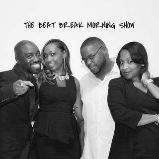 The Beat Break Morning Show feat. Singer & Songwriter Cassandra Lucas of Changing Faces 11-6-17