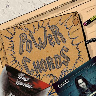 Power Chords Podcast: Track 19--Fates Warning and Gus G