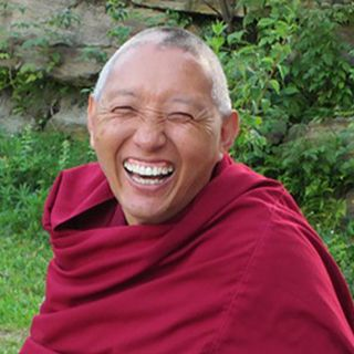 02 - 29-30 Maggio 2021 Mahamudra Khenpo Tashi Tsering