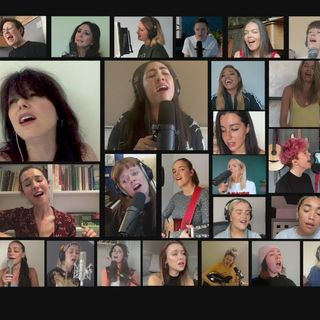 Irish Women in Harmony record Cranberries song in aid of Safe Ireland