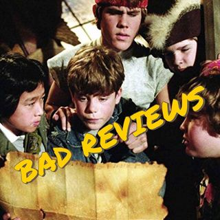 The Goonies - Bad Reviews!