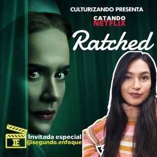 Ratched, El origen de Mildred - Entrevista con Johanna Ahumada • T2E3 - Catando Netflix