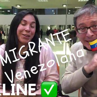 PRIXLINE ✅ Cómo sobreviven los migrantes venezolanos en España
