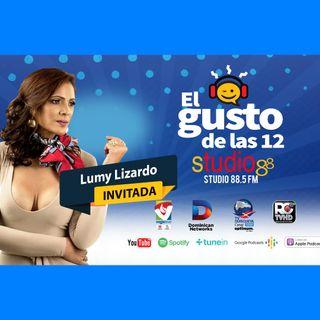 Episodio 102 - 19 Noviembre 2019 - Lumy Lizardo