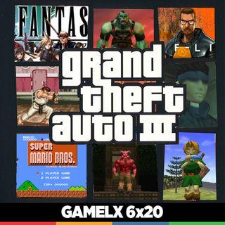 GAMELX 6x20 - Los juegos más influyentes de la historia