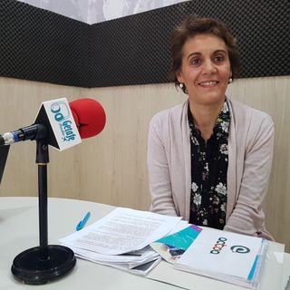 Entrevista a Victoria Rosa, candidata a la alcaldía de Getafe por Actúa