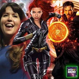 Marvelflix T2-P14 - Vuelven los rodajes de Marvel? Patty Jenkins cerca del MCU y nuevos detalles de Black Widow