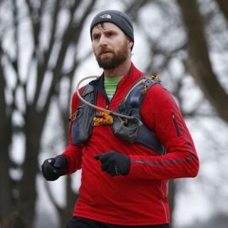 Firefighter and Combat Medic Ryan Mains, Runs For His Life