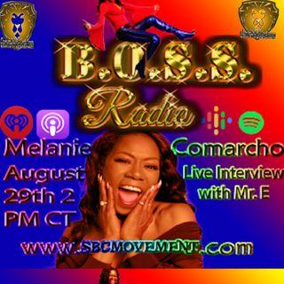 Melanie Comarcho Live