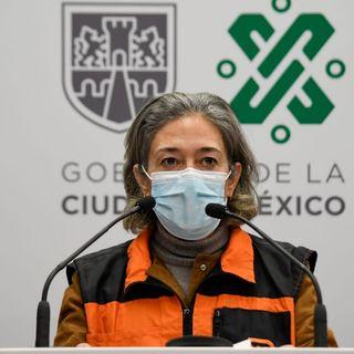 Destitución de Florencia Serranía, es lo que piden en denuncia penal por la L12 del Metro.