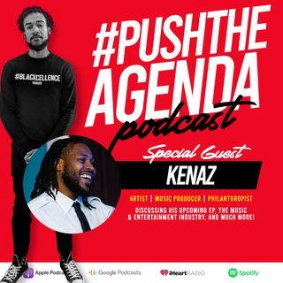 Kenaz - Artist, Music Producer & Philanthropist