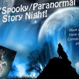 Spooky Story Night