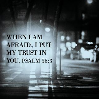 Fear or Faith?