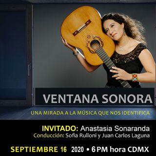 FESTIVAL DE MUSICA MEXICANA Anastasia Sonaranda