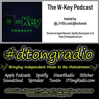 Top Indie Music Artists on #dtongradio - Powered by wkeypodcast.com