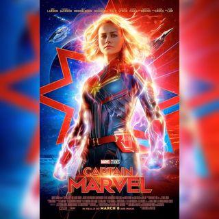 Especial MCU - Captain Marvel
