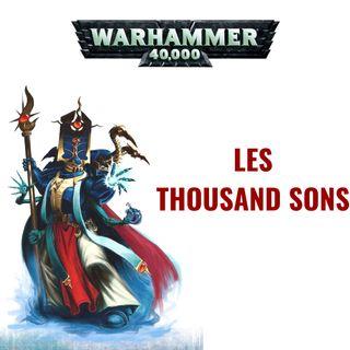 Les Thousand sons