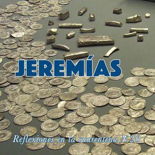 Jeremías (Reflexiones en la cuarentena #20)