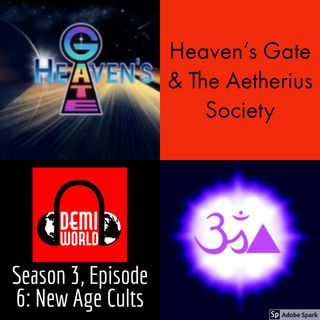 Episode 23: New Age Cults