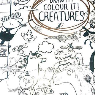 Sunday #Newsround and Colouring Books