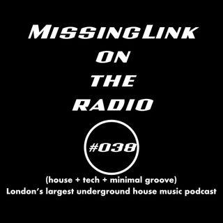(house + tech + minimal groove) #038