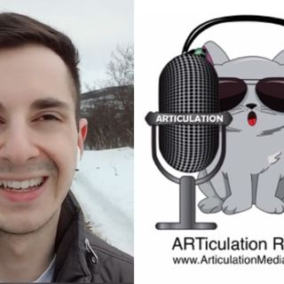 ARTiculation Radio - DELAY DELIVERS NO DOLLARS (interview with coach/speaker Rafael Eliassen)
