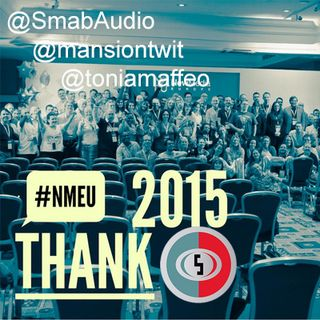 82 New media Europe con @toniamaffeo @SmabAudio @mansiontwit