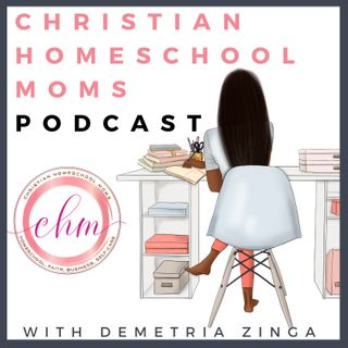 Christian Homeschool Moms Podcast