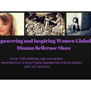 Empowering and Inspiring Women Globally - Child Sex Trafficking and Sacrifice